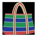 :tricolor_bag: